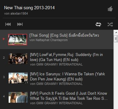 Playlist eng subscript